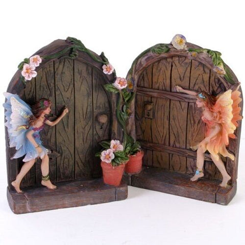 fab fairy doors ornament.10cm tall.fab for kids &gifts. PRICE IS INDIVIDUAL DOOR