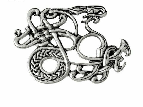unisex Vintage Viking Brooches Pins Retro Jewellery Accessories.5cm/2