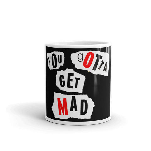 Original Exclusive STatement Punk Mug by Aditi-Kali
