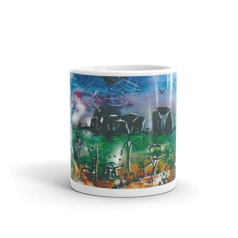 Original Exclusive Designer Mug by Aditi Kali-Tribe