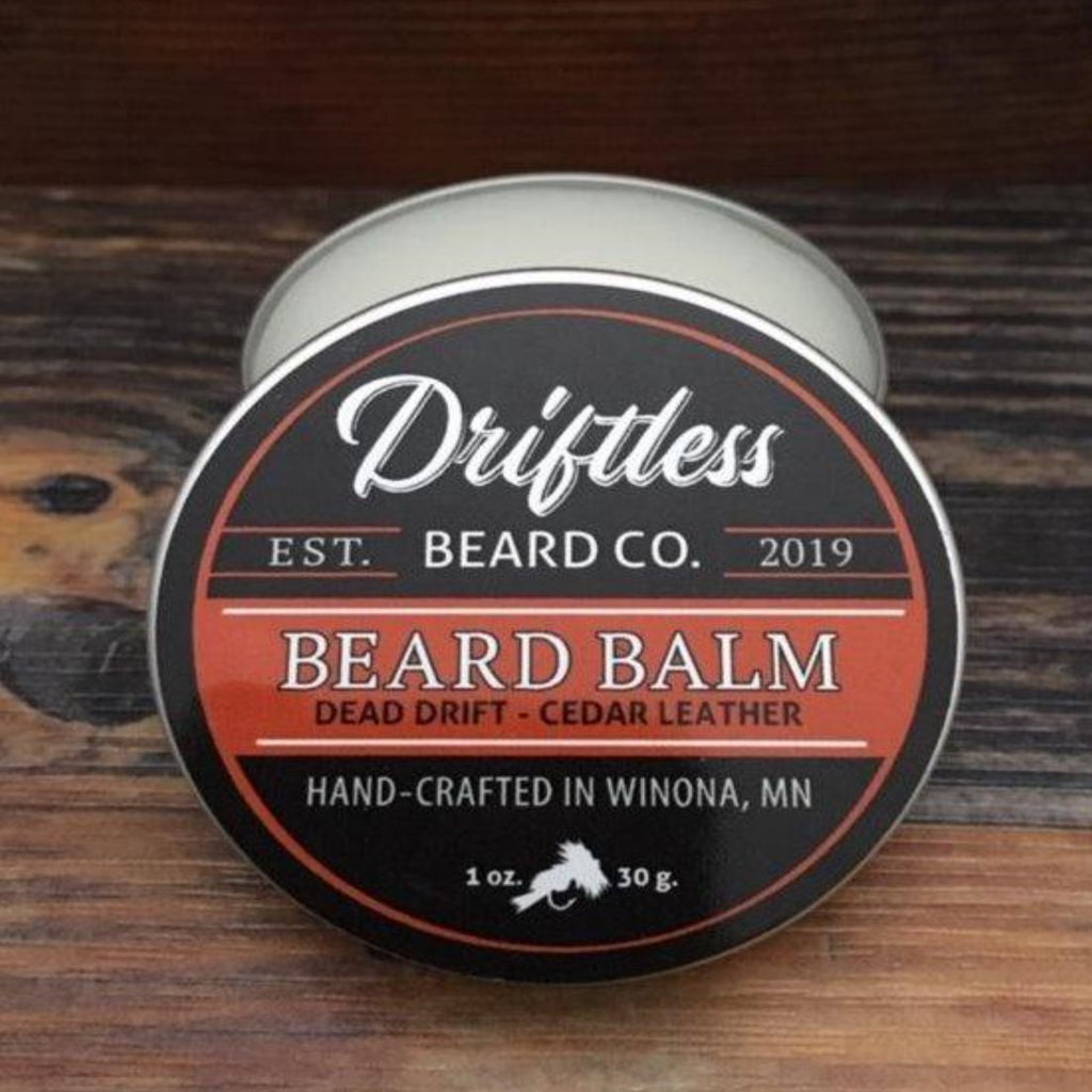 Beard Balm-Style, Condition and Soften