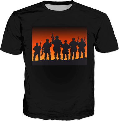 Troops Orange