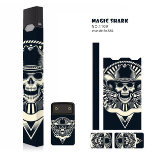 Magicshark STICKER for Juul 10 Pattern 3M Adhesive Printing