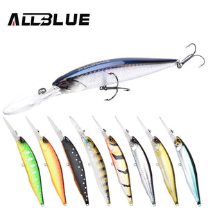 ALLBLUE New JERKBAIT Professional Fishing Lure