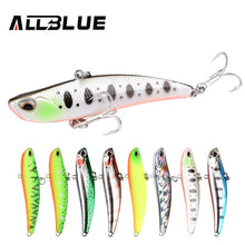 Load image into Gallery viewer, ALLBLUE 2018 Blade 70S Sinking Vibration Fishing Lure