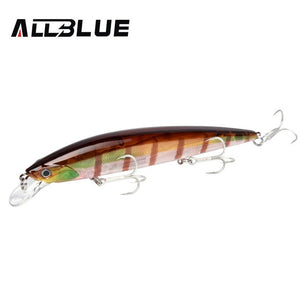 ALLBLUE 2018 Professional Suspend JERKBAIT