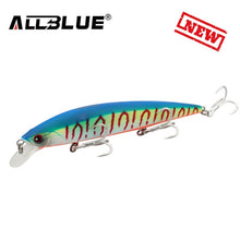 Load image into Gallery viewer, ALLBLUE 2018 Professional Suspend JERKBAIT