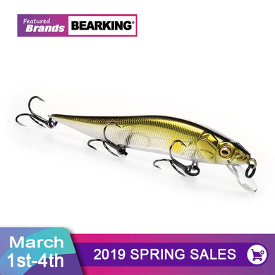 Minnow Crank Wobbler Model Bait