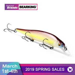 BEARKING 2019 Hot Fishing Lures, Assorted Colors