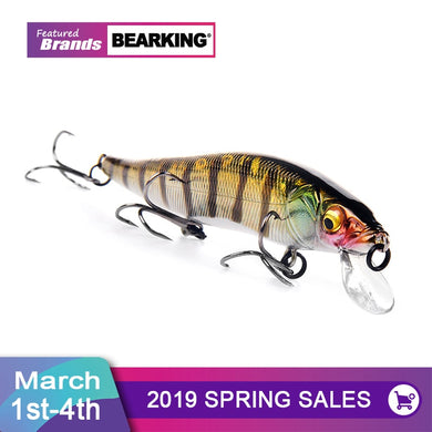 Bearking 2018 Quality Wobblers Minnow