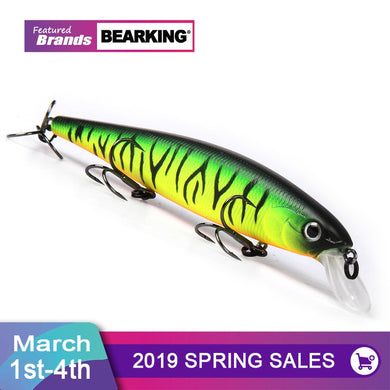 Bearking 2019 Floating Fishing Lures