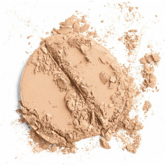 Natural finish pressed foundation spf 20 light Ivory