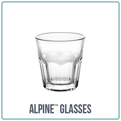 alpine glasses