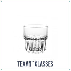 Texan glasses