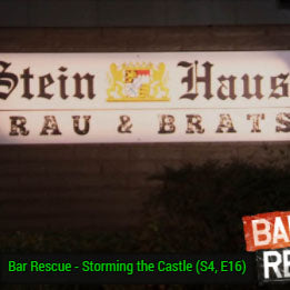 Bar Rescue - Storming the castle