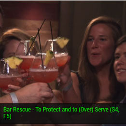Bar Rescue - to protect and serve