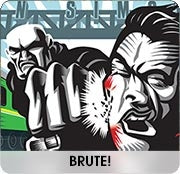 Featured Artist - Brute