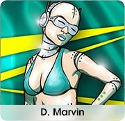 Featured Artist - D. Marvin