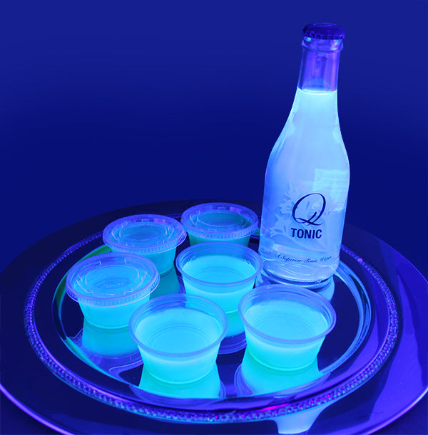 Glow in The Dark Traditional Jello Shots