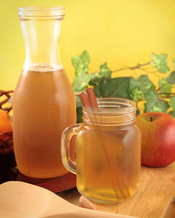 Apple Pie Spiked Punch