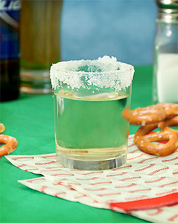 Salty Pretzel Shot