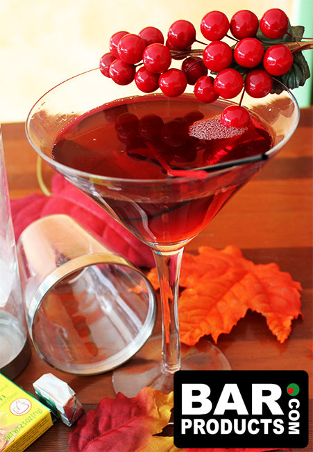 Thanks-tini (Official Thanksgiving Martini)