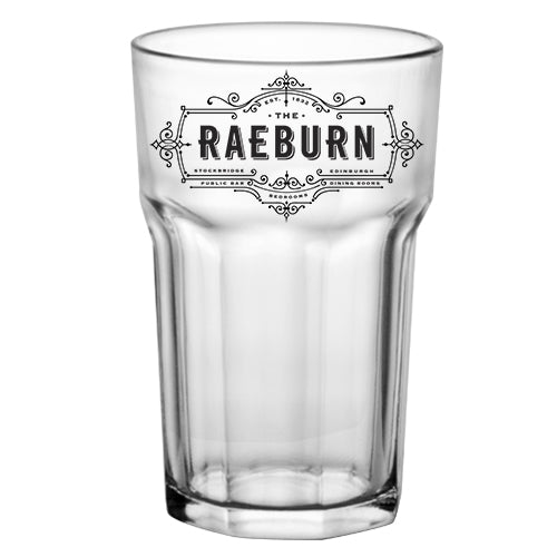 Custom 10oz BarConic® Alpine™ Highball Glass