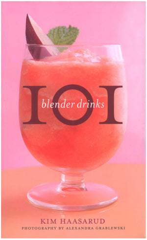 Book - 101 Blender Drinks Book