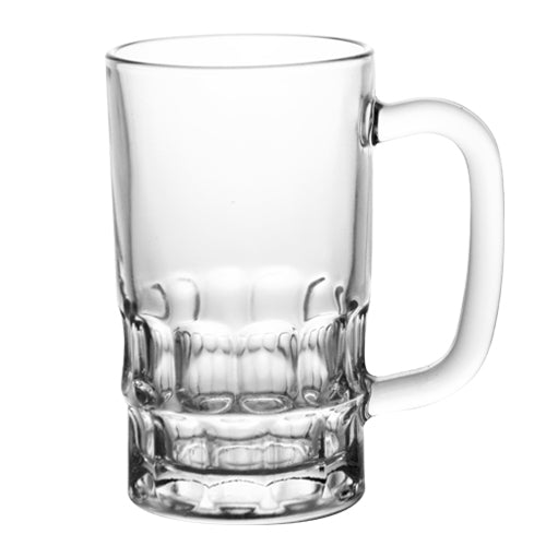BarConic® Glassware - Beer Mug Glass - 11 ounce