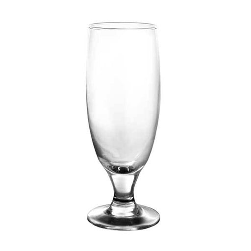 BarConic® 12 ounce Footed Beer Glass