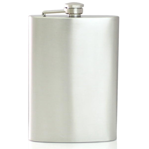 12 oz Stainless Steel Flasks