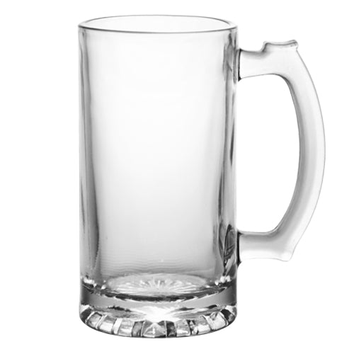 BarConic® Glassware - Beer Mug Glass - 15 ounce