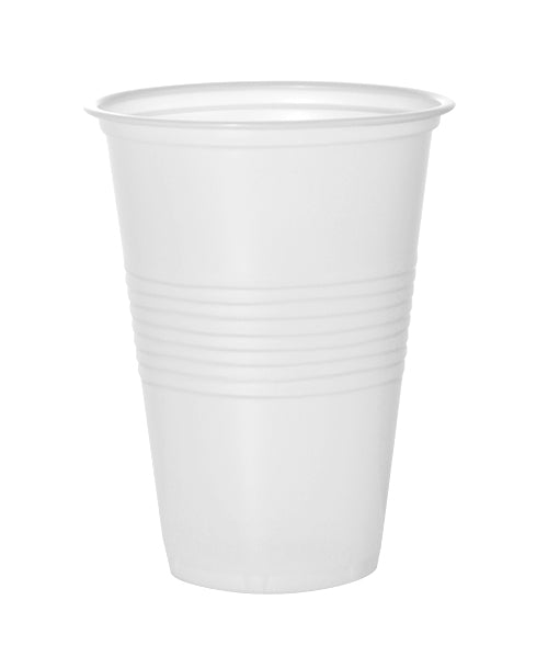 BarConic® Drinkware - Translucent Plastic Cup - 16 ounce