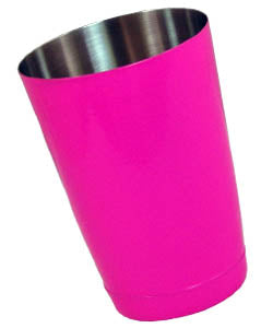 Cocktail Shaker Tin - Weighted 16 Ounce - NEON Color Options