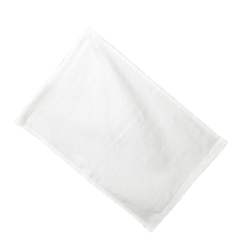 "17.5"" x 11"" White Bar Towel"