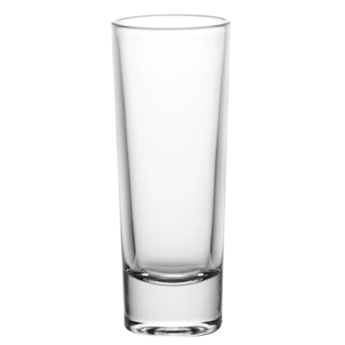 BarConic® Glassware - Shot Glass - Tall Clear 2 ounce