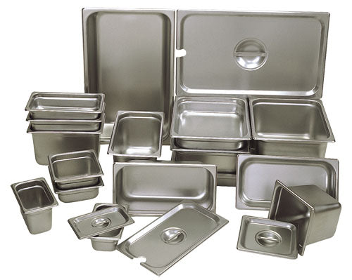 Steam Table Pans - 24 Gauge Anti-Jam
