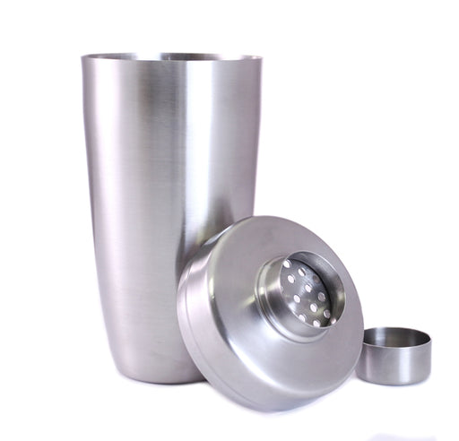 28oz Stainless Steel Flat Top Cocktail Shakers