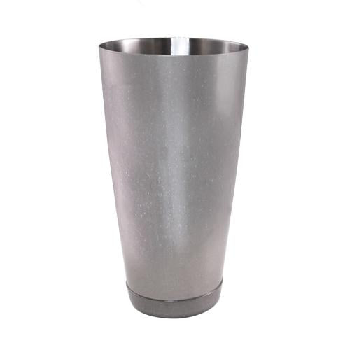 BarConic® Cocktail Shaker Tin 28oz. – Silver Glitter