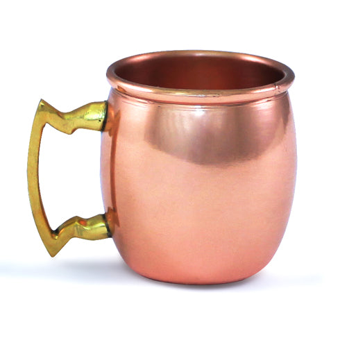 BarConic® Moscow Mule Shot Mug– Copper Plated 2oz.
