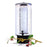 3-Gallon Drink Dispenser with Ice Tube - Acrylic