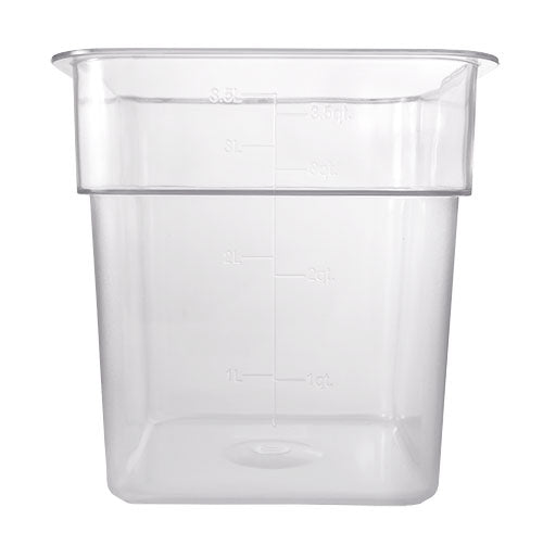 Polycarbonate Storage Container 4 Qt