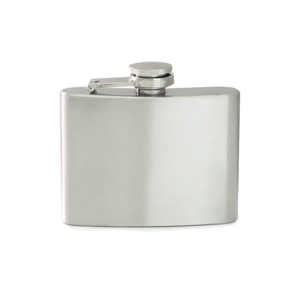 4 oz Stainless Steel Flasks