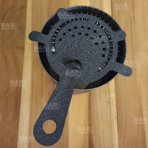 Weathered Iron 4-Prong Hawthorne Strainer