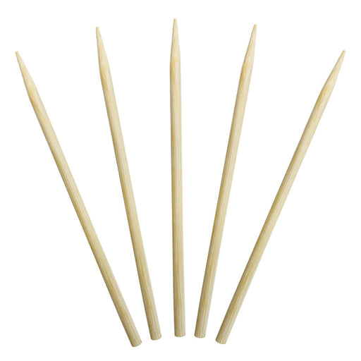 "4.5"" Thick Wood Skewers (100 count)"