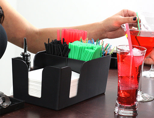 Bar Caddy - 5 Compartment - Color Options