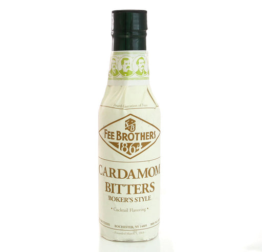 Fee Brothers Cardamom Bitters - 5oz