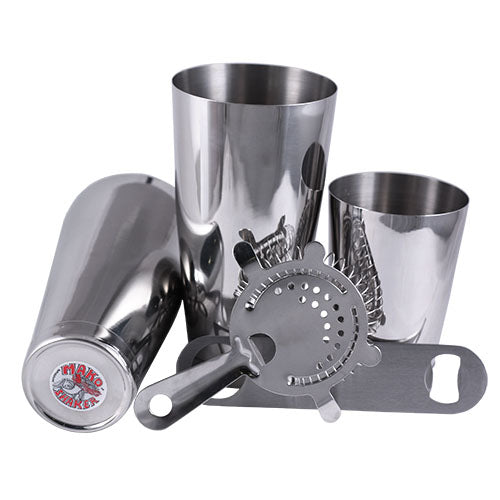 5 pcs. Stainless steel Bar Set