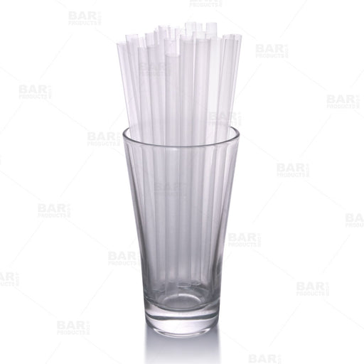 "BarConic® 6"" Straws - Clear"