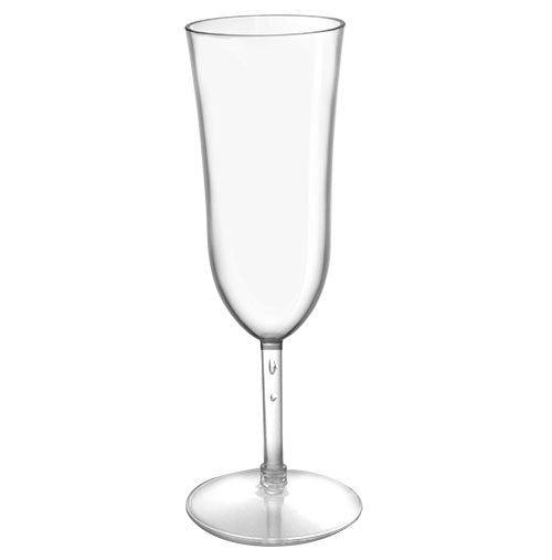 Ultra Polycarbonate 6oz. Champagne Flute